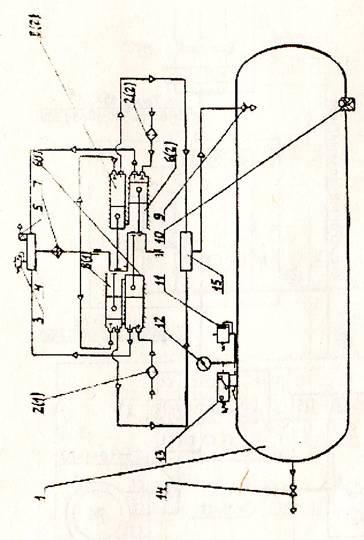Электрическая схема управление